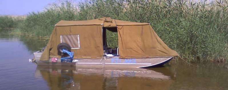 ...а это Лодка-прицеп Дон 1978 года