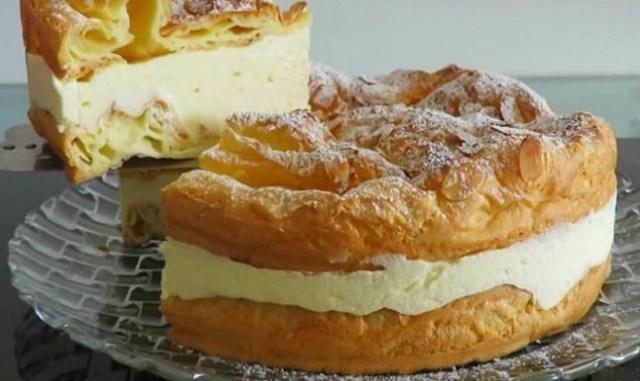Торт Карпатка — любовь с первого кусочка! Вкус словами не передать, его нужно приготовить и попробовать!
