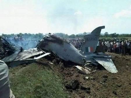 Пакистан утверждает, что сбил два самолёта ВВС Индии