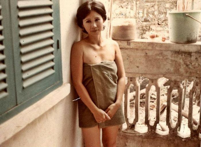 Проституция во время Вьетнамской войны на фотографиях 1960-1970-х годов