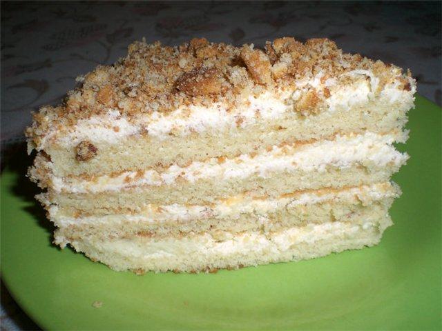 Коллекция тортов на любой вкус