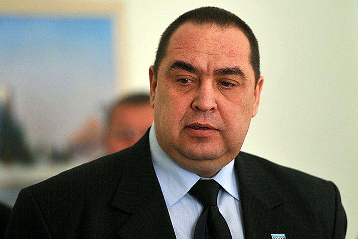 Глава ЛНР заявил, что республика не вернется в состав Украины