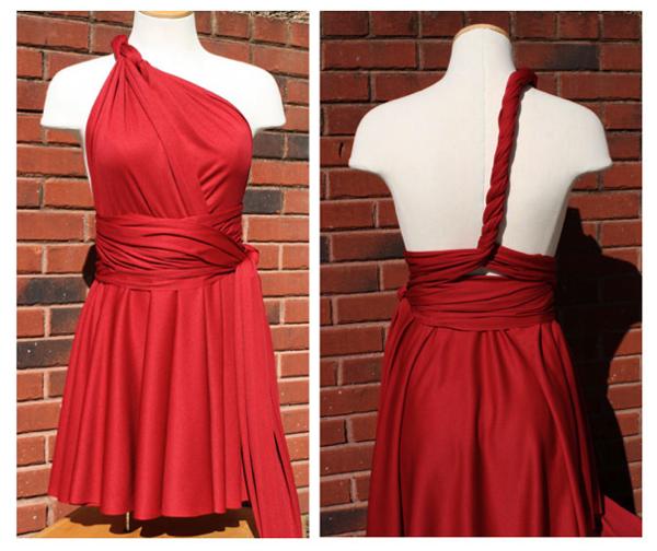 "Платье-трансформер ""Infinity"". МК"