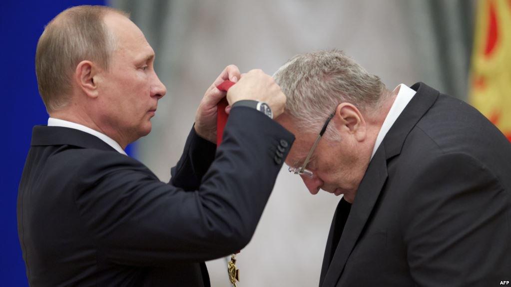 Жириновский проговорился: Украину будут делить по границе Новороссии