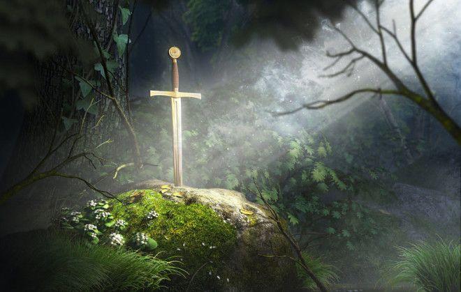 НЕ ТОЛЬКО ЭКСКАЛИБУР: 10 САМ…