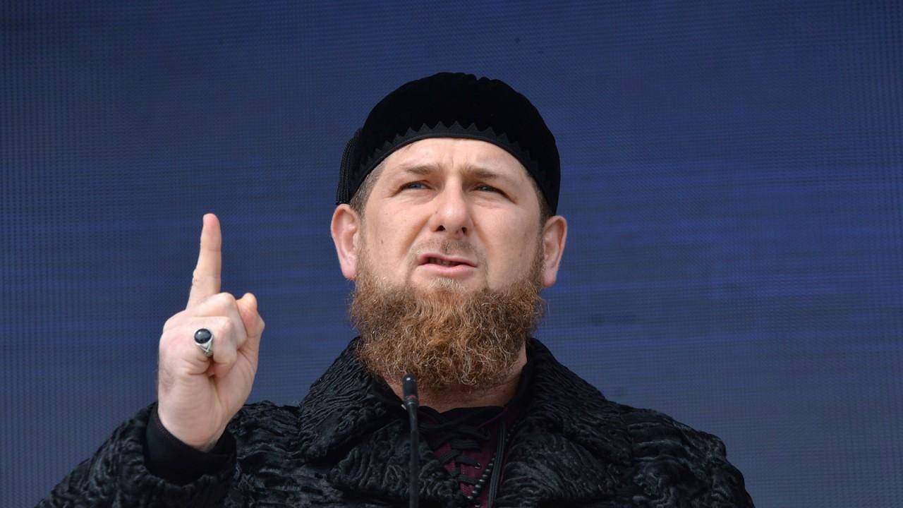 Кадыров: Запад ещё раз показал своё лицо