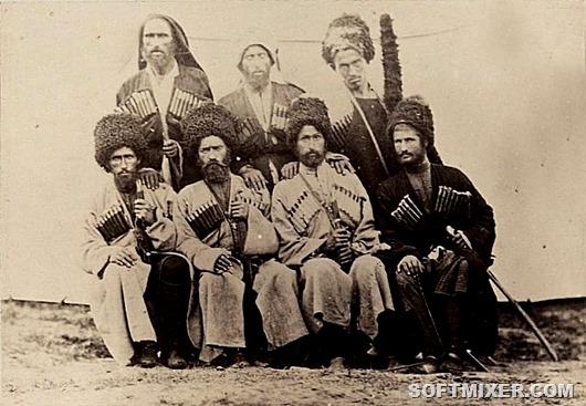 Как ругаются на Кавказе
