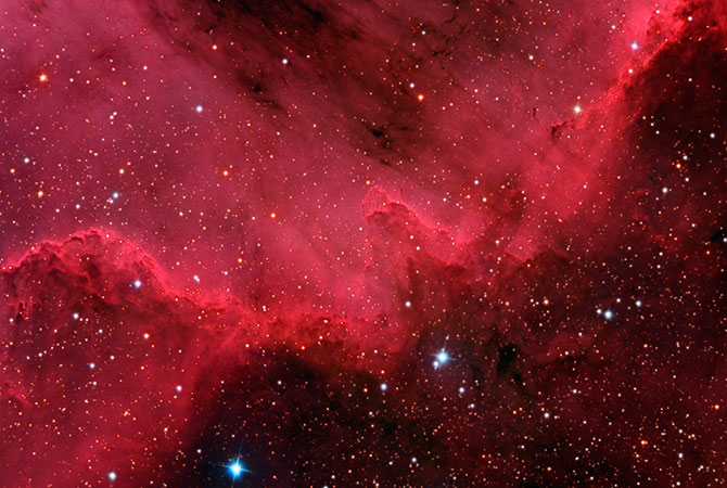 От Луны до скоплений галактик с астрономами Бобом и Джанис Фера