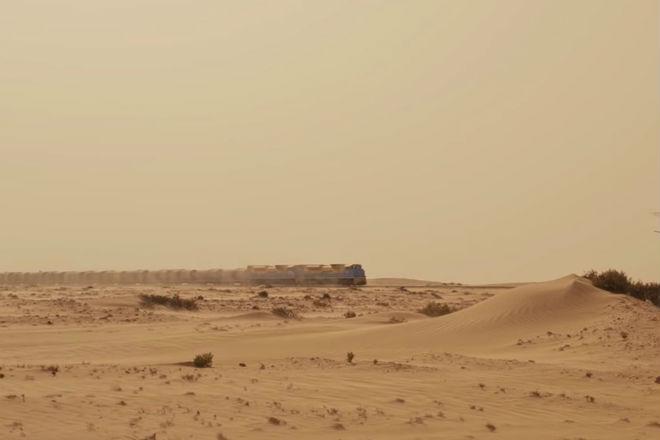 Пекло и рельсы: железная дорога через Сахару