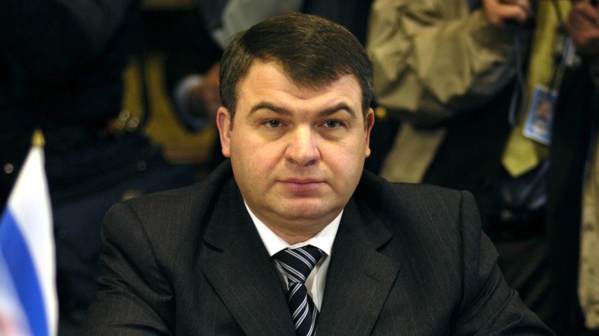 Бывший министр обороны Сердю…