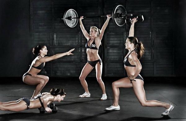 комплекс упражнений и питания для похудения дома