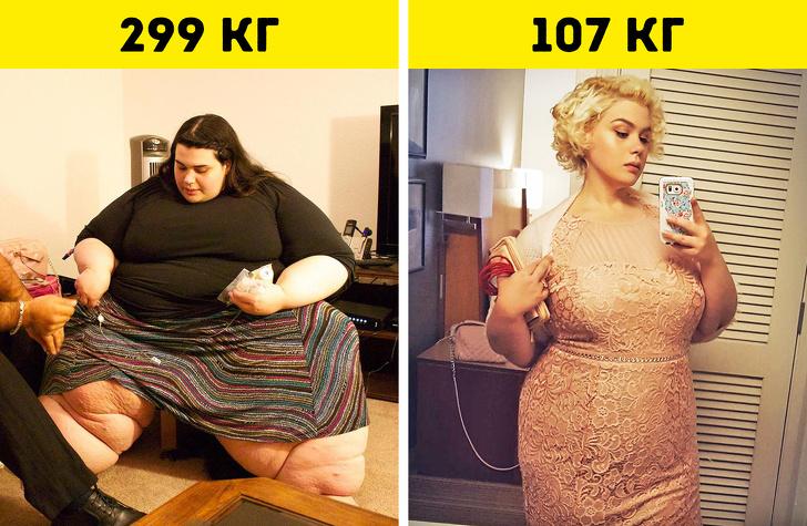 17 случаев, когда телешоу помогло людям похудеть