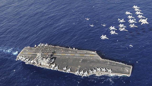 Американским авианосцам не место на Балтике