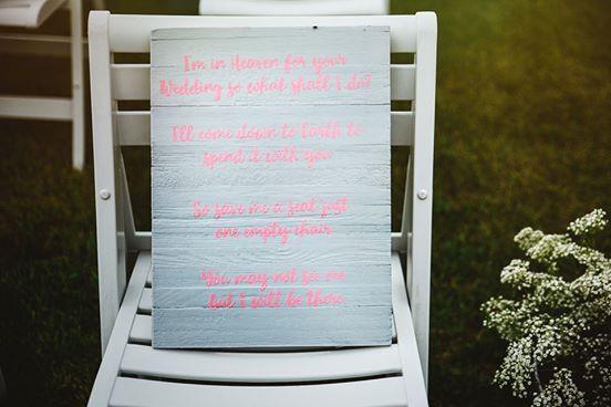 Невеста оставила место на торжестве для своего ушедшего сына, но ее ожидал сюрприз…