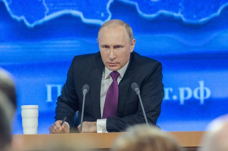 Путин призвал членов «Единой России» не допускать пренебрежения к людям