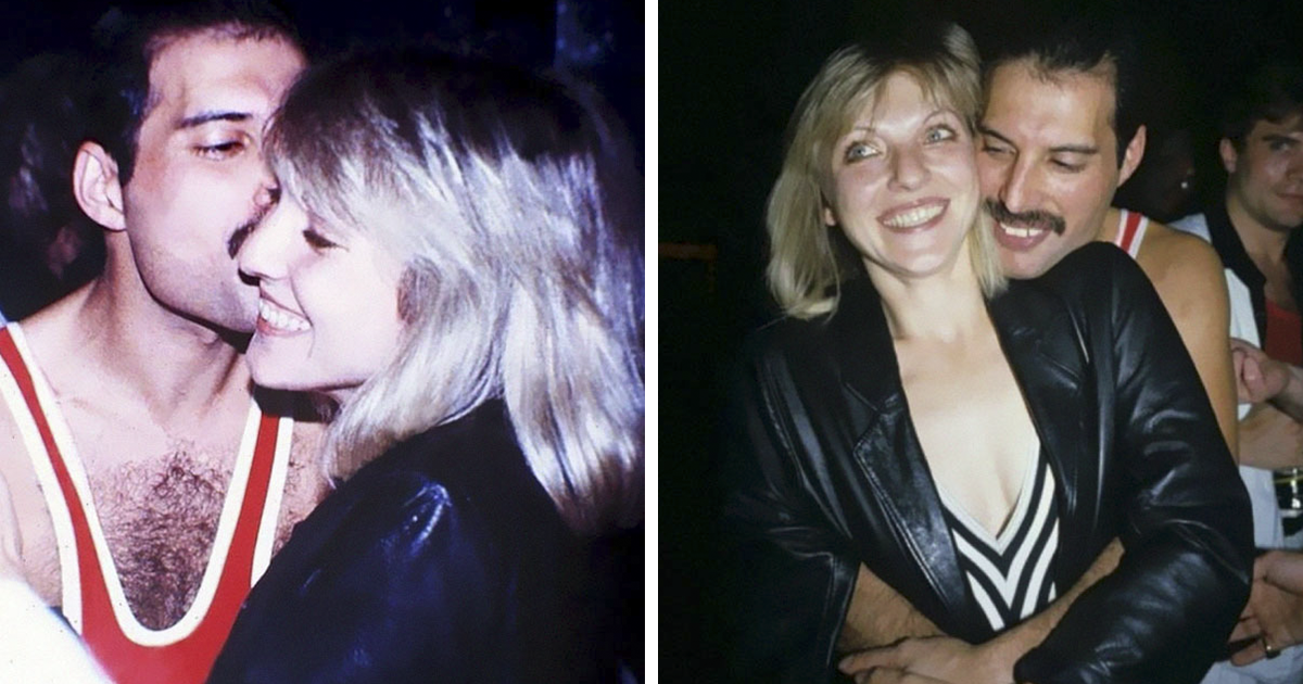 "25 Photos Of Freddie Mercury With Mary Austin, The Woman He Described As ""The Love Of My Life"""