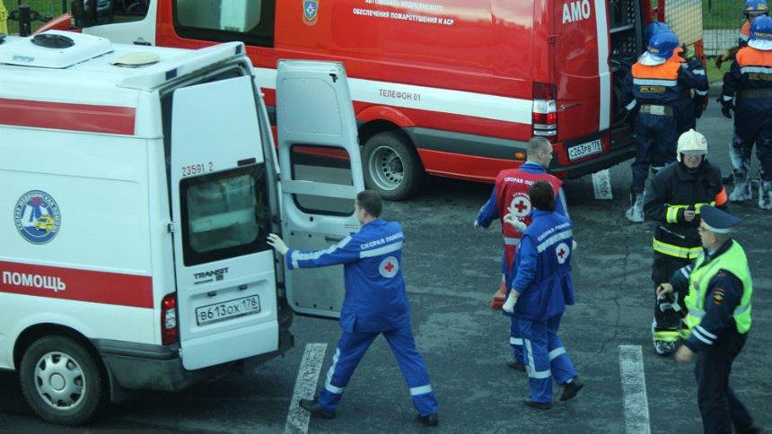 В Жуковском водитель иномарки Chevrolet сбил пешехода и скрылся