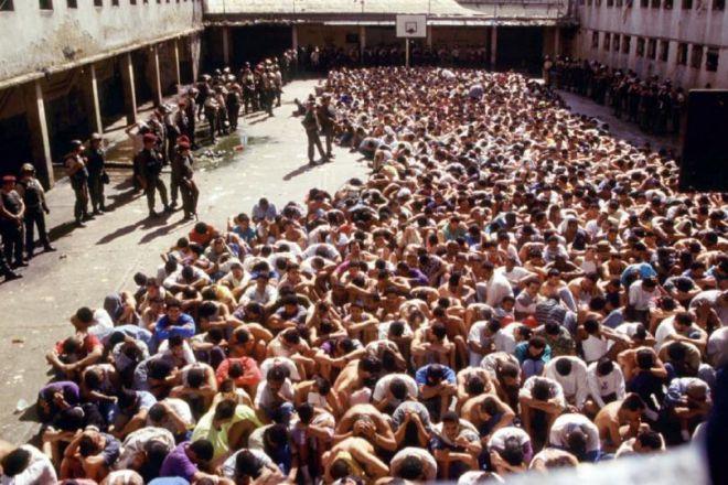 Тюрьма Венесуэлы