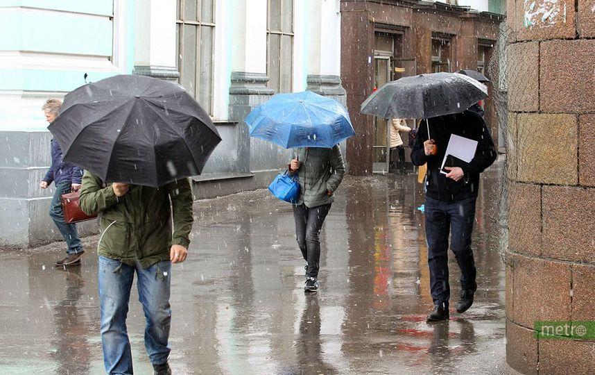 Москвичей ждут первые серьёзные испытания минусовой температурой