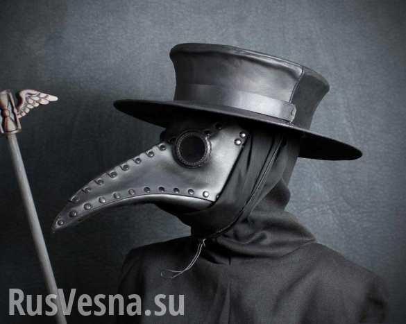 «Пляска смерти» — опубликованы жуткие кадры больного, поражённого коронавирусом (ВИДЕО) | Русская весна