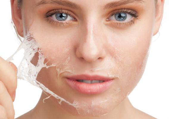 Как сделать лицо чистым без чёрных точек