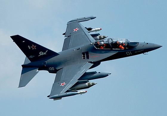 УБС Як-130
