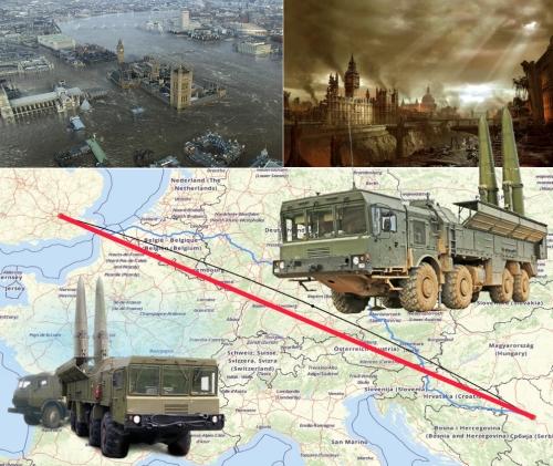 Российские Ядерные Искандеры в Сербии. Европа в панике!!!