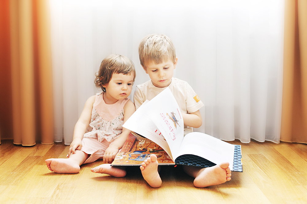 Но ты уже взрослый: как не отнять детство у старшего ребенка