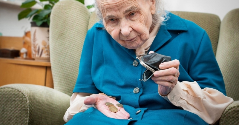 Пенсионеры у нас и в Италии:…