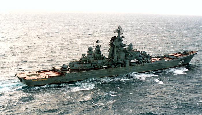 «Адмирал Нахимов» станет ракетным линкором. Вслед за США Россия готовит собственный потенциал быстрого глобального удара