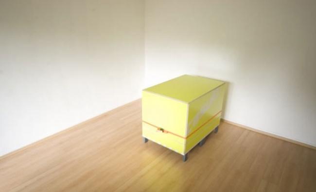 Необычный ящик - чудо минимализма