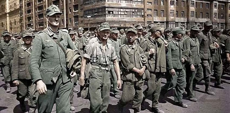 Что в советских лагерях делали с военнопленными...???