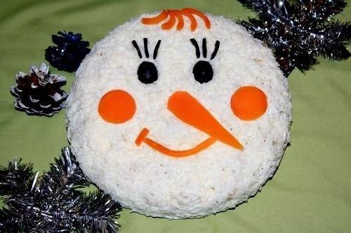 Супер красивые новогодние блюда!