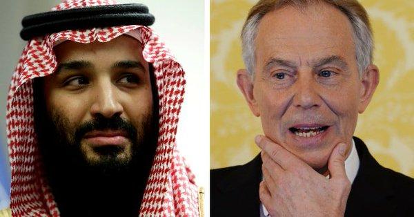 Поскребешь Бин-Сальмана найдешь… старого британского лиса: Кто стоит за реформами в Саудовской Аравии?