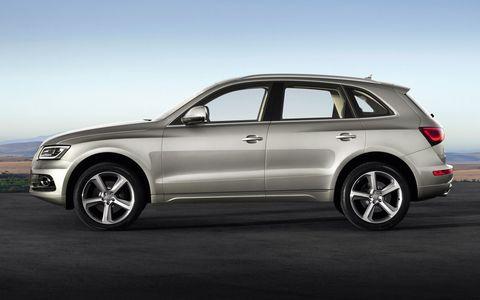 Audi снова отзывает в России…