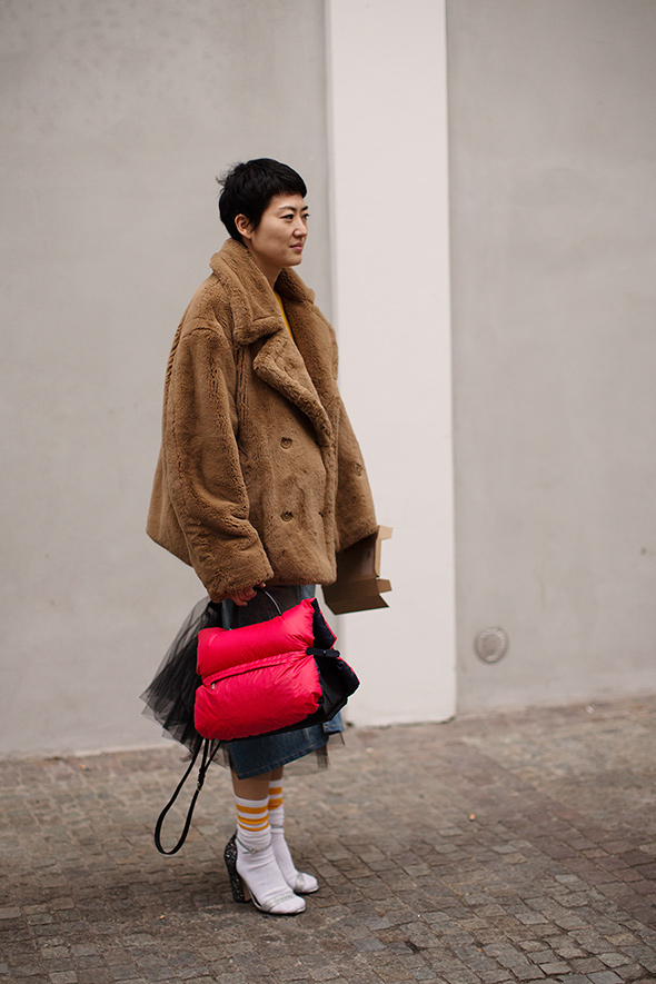 On the Street…All in the Mix, Milan