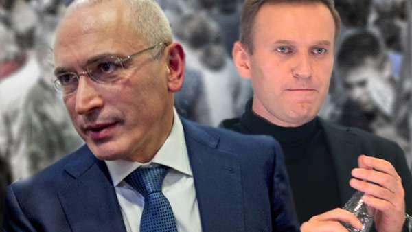 Дешевые драмы в мире либералов: почему Ходорковский разочаровался в Навальном