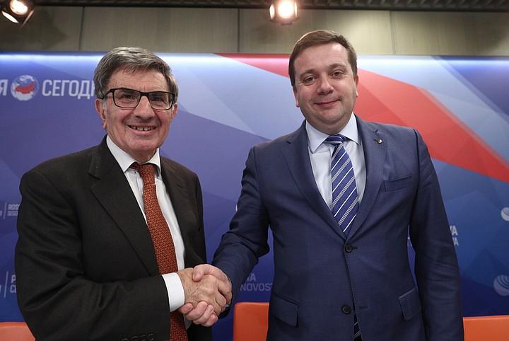Бизнес России и Европы выстраивает экономику доверия