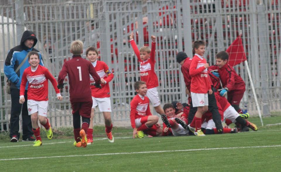Экономика детского футбола: …
