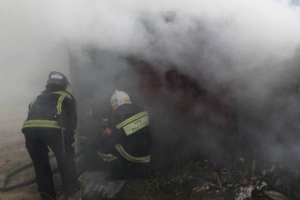 Шесть человек эвакуировали и…