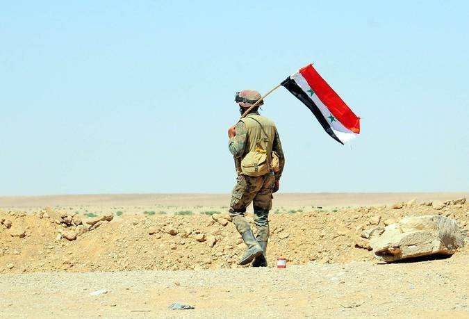 Сирийская Голгофа: семилетний путь