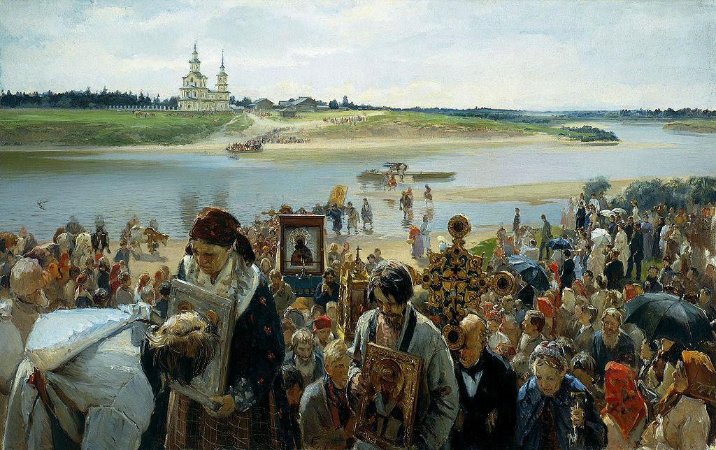 «Картина — мир, в котором живешь и перед которым отвечаешь…» Художник Илларион Михайлович Прянишников (1840 — 1894)