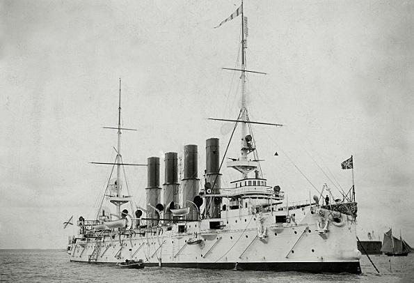 Корабли, повторившие подвиг «Варяга»