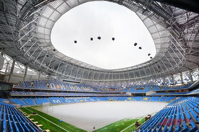 СМИ: церемония открытия нового стадиона «Динамо» пройдет 2 декабря