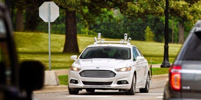 Компания Ford признала электрические беспилотники неэффективными