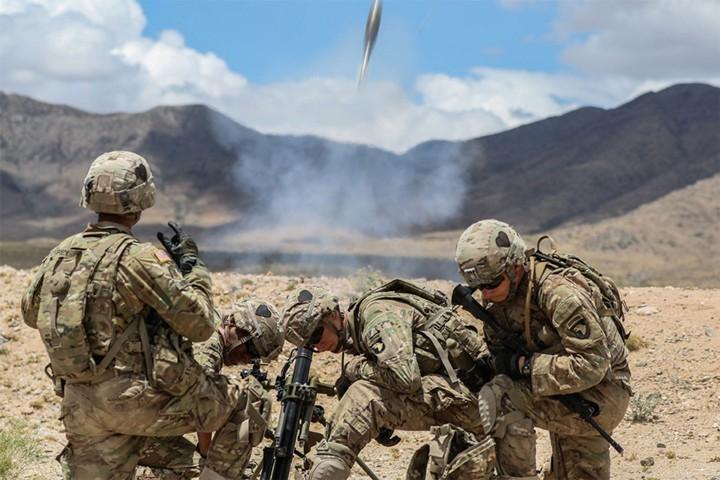Опрос: почти 50% американских военных уверены, что США стоят на пороге мировой войны