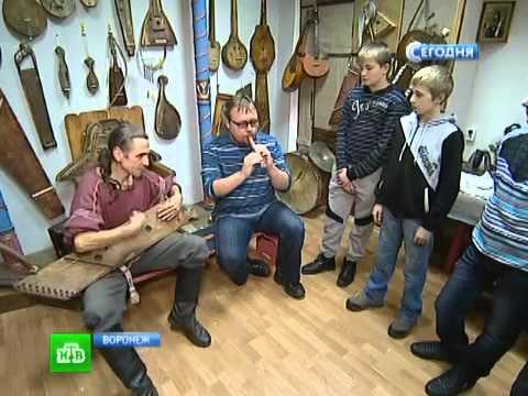 В музее забытой музыки раздаются мелодии предков