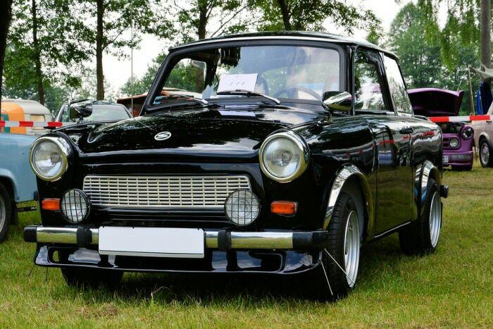 «Траби» - народный любимец. Машина ГДР и её популярность