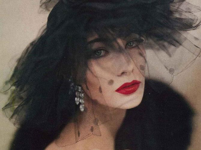 Безупречные женские образы «Vogue» 50-60-х годов