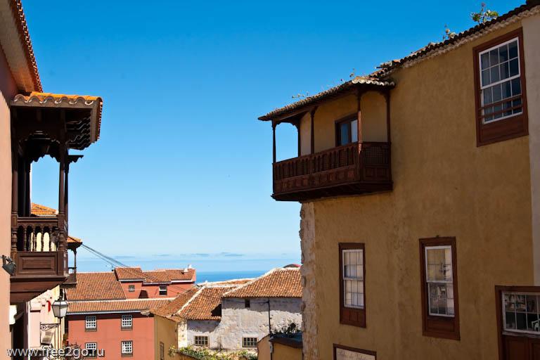 tenerife 59 Старинные города   Тенерифе, Канарские острова, Испания.